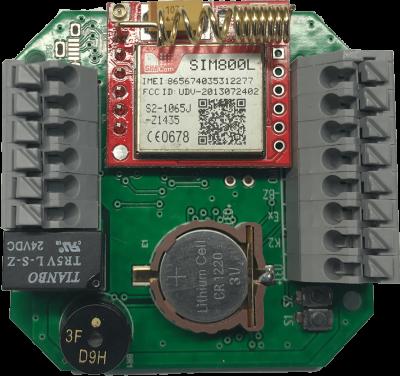 Контроллер CPS-WGR