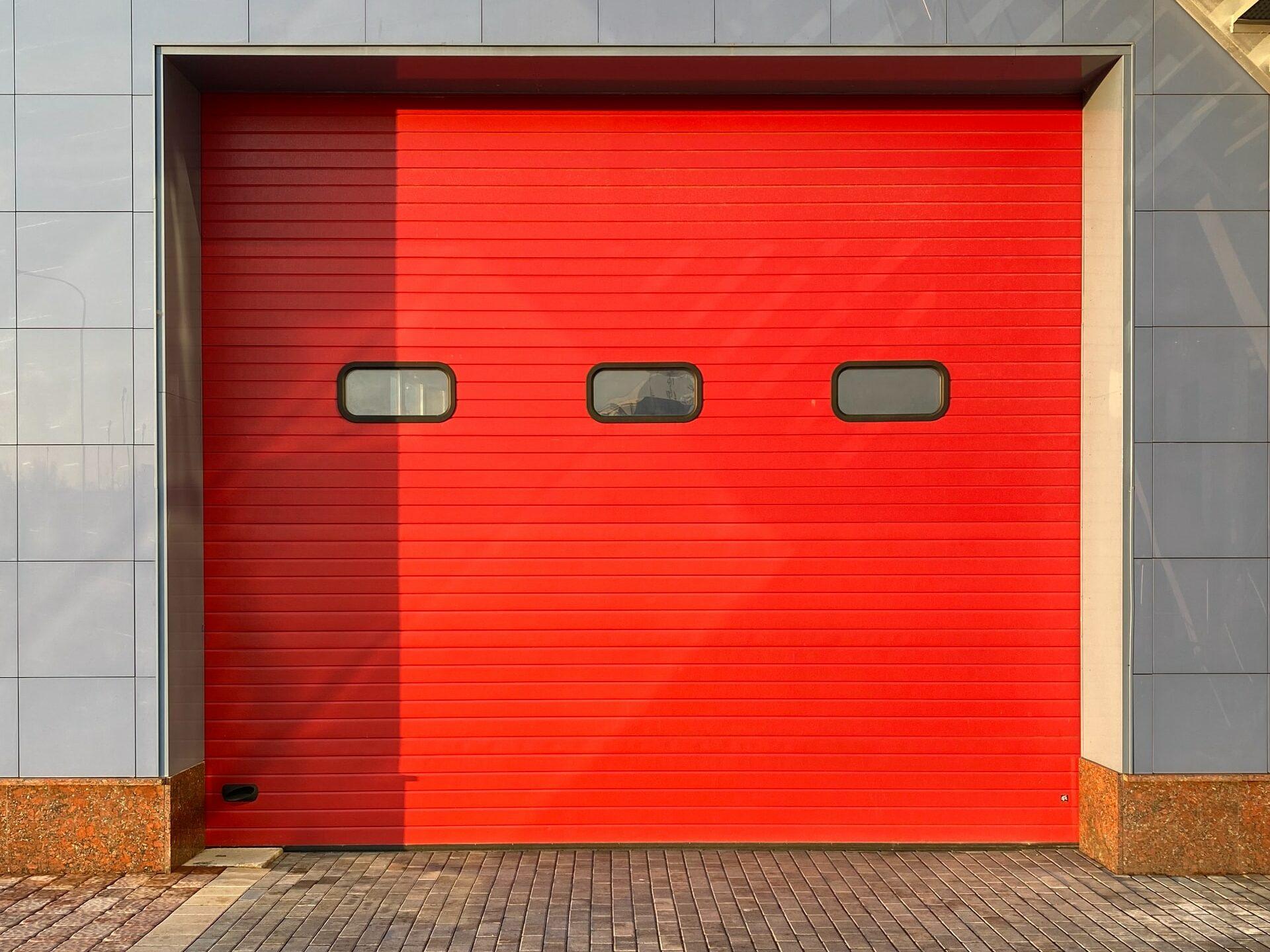 Какие бывают ворота для гаража?
