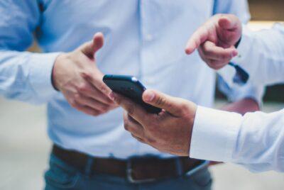Использование нескольких аккаунтов СКУД Пропускатор в одном мобильном приложении
